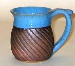 Blue Chatter Mug